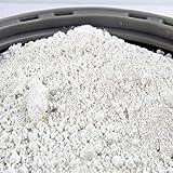Titanweiss Rutil - Oxidweiß Pigmentfarbe Oxidpigment Titandioxid Eisenoxid Weißmacher Trockenfarbe - 100g (39,90€/kg) im Beutel - zum Einfärben von Beton, Estrich, Putz usw.