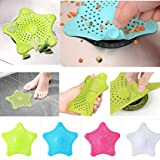 Starfish Hair Catcher Bath Sink Strainer...