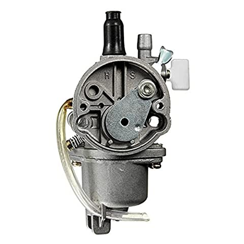 TOOGOO(R) 69305 Carburateur 2 Stroke Engine Mini Carburateur Carb Pour Quad Atv Moto Pocket Dirt Bike 43Cc 49Cc