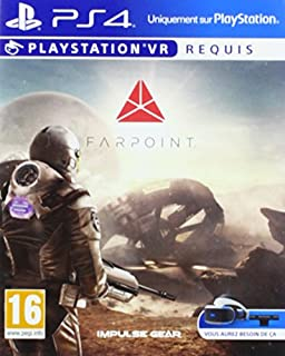Farpoint - PlayStation VR (B06XFWPDFC)   Amazon Products