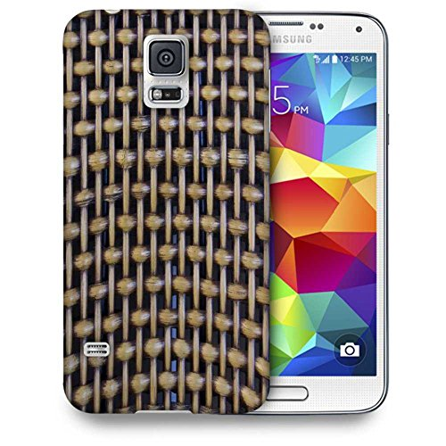 Snoogg Abstrakt Gesperrt Design Design Schutz Handy Rückseite Schutzhülle für Samsung Galaxy S5Mini Samsung Galaxy S5 Gesperrt Un