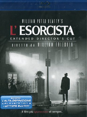 L'esorcista(extended director's cut) [Blu-ray] [IT Import]