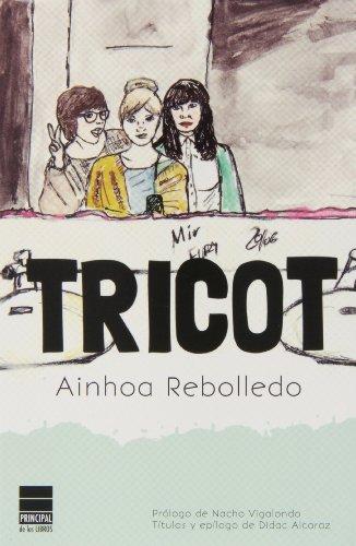 Portada del libro Tricot