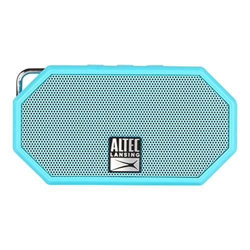 Altec Lansing Mini H2O Azul - Altavoces portátiles (De 1 vía, Neodimio,...