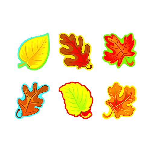 TREND ENTERPRISES INC T-10813 chute des feuilles / mini Variety Pack CA MI NI ACCENTS