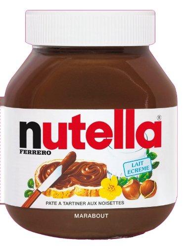 Livre forme magnet Nutella