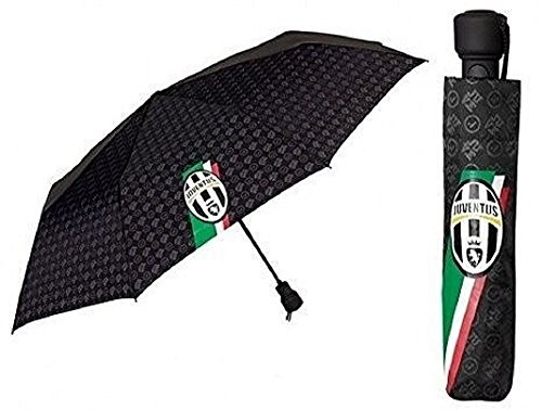 Ombrello Juventus da borsetta automatico mini 54 cm tifosi calcio *03008