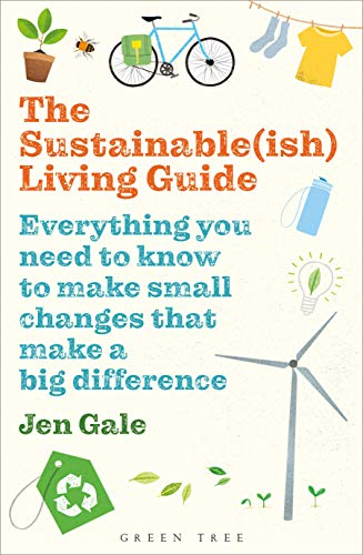 Sustainable(ish) Living Guide: Everything you need to know to make small changes that make a big difference (English Edition)
