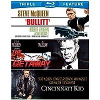 Bullitt / Cincinnati Kid / Getaway