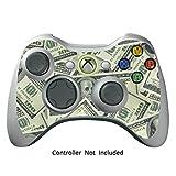 Xbox 360 Controller Designfolie Sticker - Vinyl Aufkleber Schutzfolie Skin für Xbox 360 Controller - Big Ballin