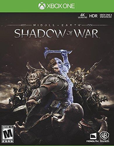 Warner Bros Middle-earth: Shadow of War, Xbox One Básico Xbox One Inglés vídeo - Juego (Xbox One, Básico, Xbox One, Acción / RPG, RP (Clasificación pendiente), Inglés, Monolith Productions)