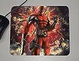 - Deadpool Wade Wilson Mercenaire-Marvel-Tapis de souris