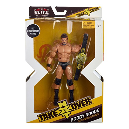WWE Bobby Roode NXT Exclusiv Figur