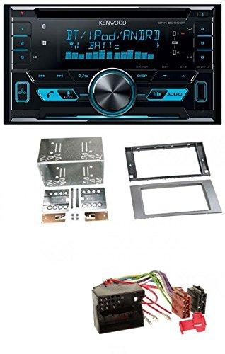 kenwood-dpx-5000bt-cd-mp3-usb-bluetooth-aux-2-din-autoradio-fr-ford-fusion-2005-2012-silber