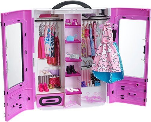 Barbie Fashionistas Ultimative Schrank, ()