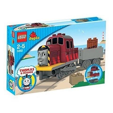 Lego Duplo Thomas und seine Freunde 3352 - Salty mit Anhänger