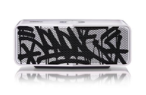 LG Art51 Bluetooth Lautsprecher Portable Art Serie, weiß