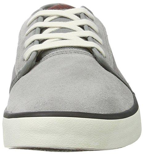 Volcom Grimm 2 Herren Skate-Schuh Grau, Scarpe da Skateboard Uomo Grau (Grey Combo)