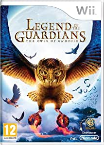 Legends of the Guardians (Wii)