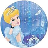 Cinderella Runde Tortenaufleger