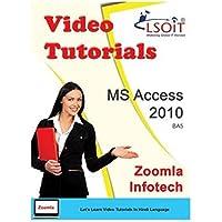 LSOIT MS Access 2010 Pack Video Tutorials