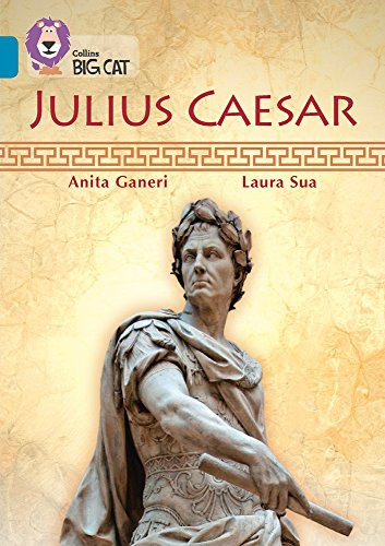 Julius Caesar: Band 13/Topaz (Collins Big Cat)