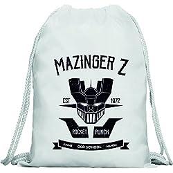 Mochila Mazinger Z Old School