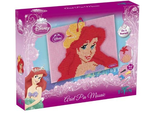 Totum Disney Princess Ariel Pin Mosaic