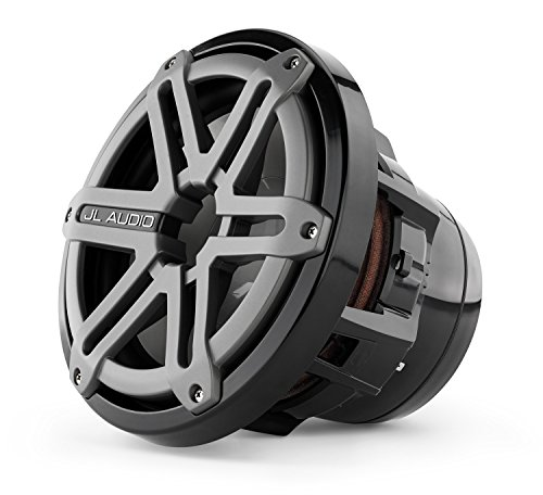 'jl Audio m8ib5-sg-tb 8Marine Audio 4Ohm Subwoofer w/Titanium Black Sports Grille