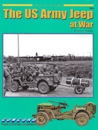 Us jeep in world war ii