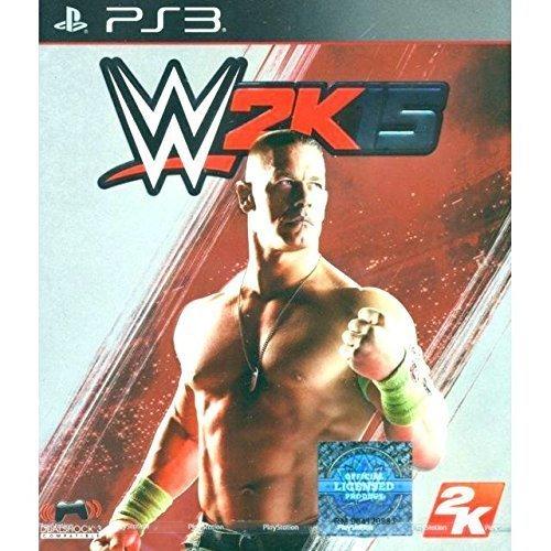 WWE 2K15 PS3 English, French, German, Italian, Spanish, Language [Region Free Multi-language Edition] by 2K Games - Wwe 2k15 Spiel