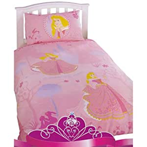 Childrens/Kids Girls Disney Princess Sleeping Beauty Quilt ...