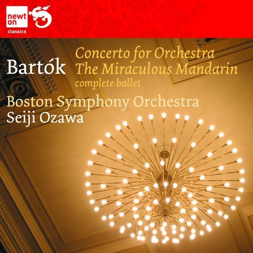 Konzert für Orchester/the Miraculous Mandarin