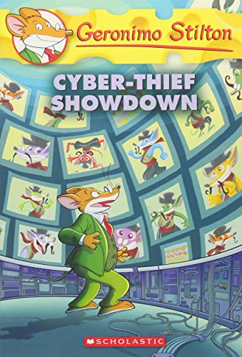 Cyber-Thief Showdown (Geronimo Stilton)