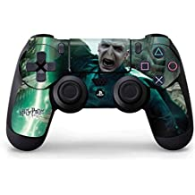 Elton PS4 Controller Designer 3M Skin For Sony PlayStation 4 , PS4 Slim , PS4 Pro DualShock Remote Wireless Controller (set Of Two Controllers Skin) - Harry Potter And The Deathly Hallows
