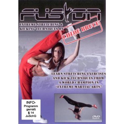 Extreme Stretching & Kicking Techniques [Import anglais]