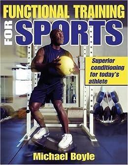 Functional Training for Sports par [Boyle, Michael]