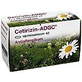 Cetrizin-ADGC Paquet de 100tablettes sous film