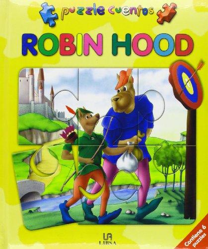 Robin hood - puzzle cuentos por Aa.Vv.