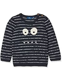 TOM TAILOR Kids Baby Boys' Striped Sweater Jumper