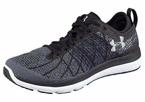 Under Armour Women's Ua W Threadborne Fortis Training Shoes, Black/Grey