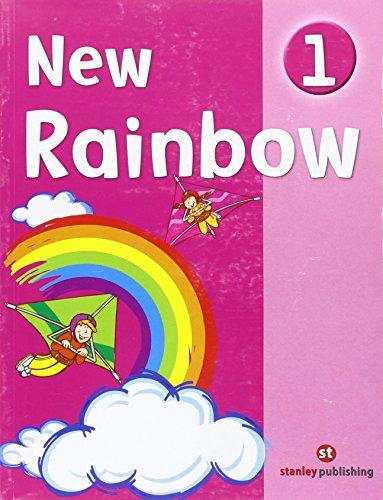 New Rainbow - Level 1 - Student's Book - 9788478737727