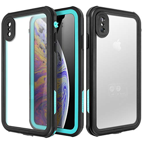 AICase Carcasa Impermeable para iPhone XS Max