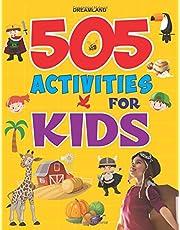 505 ACTIVITY BOOK