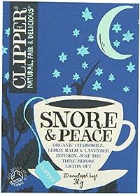Clipper - Snore & Peace   20 Bag