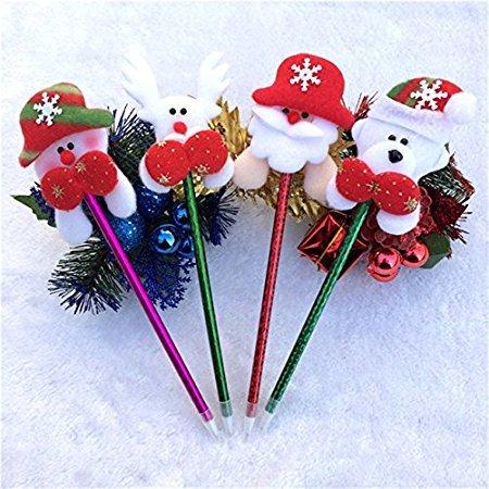 [Sponsored]PARTY PROPZ CHRISTMAS PEN 3 PIECE SET/ SCHOOL SUPPLIES/ CHRISTMAS RETURN GIFT