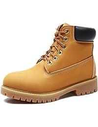Martin Boots Botines Botas Zapatos MD100816 Antideslizante Impermeable Moda Mujer,GJDE