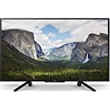 Sony 125.7 cm (50 inches) Full HD Smart LED TV KLV-50W662F (Black) (2018 model)