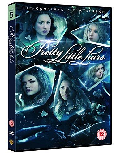 Preisvergleich Produktbild Pretty Little Liars: Season 5 [6 DVDs] [UK Import]