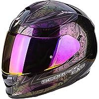 Scorpion Casco Moto exo-510 Air Fantasy, multicolor, talla XXS